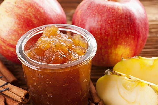 Яблочный конфитюр | Блюда по-домашнему с фото по